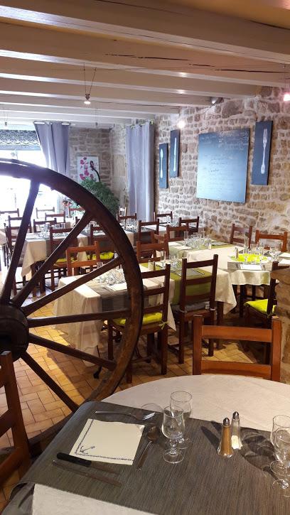 Restaurant Le puits fleuri - Muron