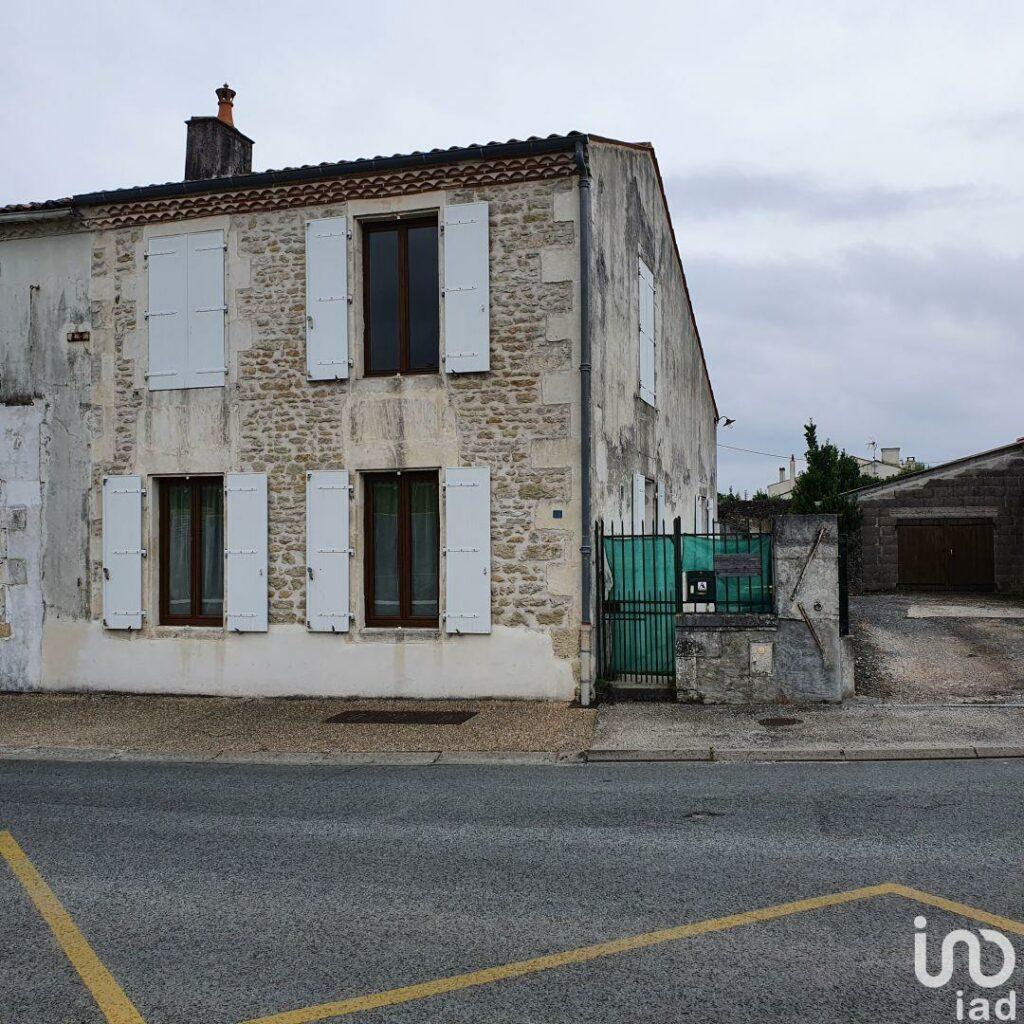 Muron vente logement